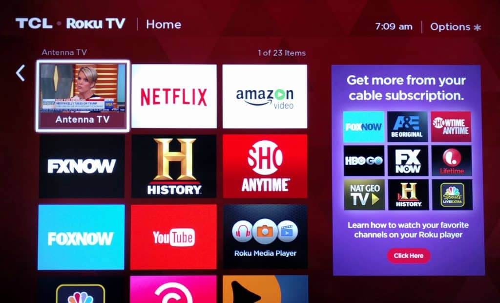 Roku's input source integration makes the TCL Roku TV a snap to use